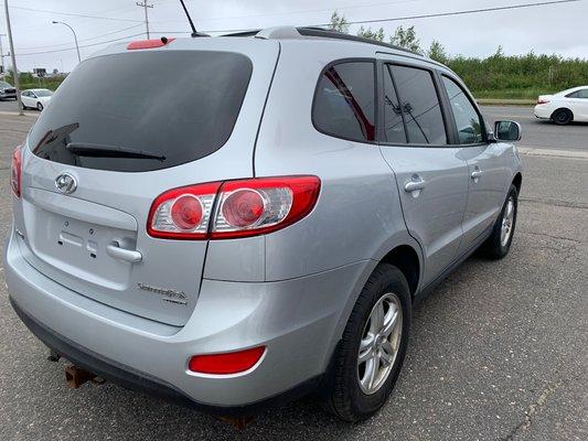 2010 Hyundai Santa Fe GL (3/16)