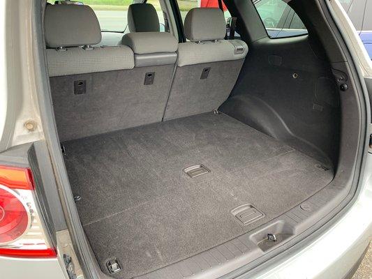 2010 Hyundai Santa Fe GL (12/16)