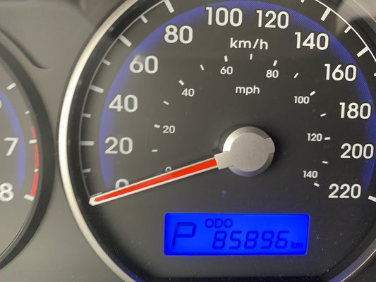 2010 Hyundai Santa Fe GL (16/16)