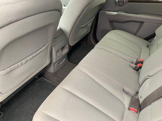 2010 Hyundai Santa Fe GL (10/16)