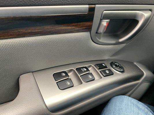 2010 Hyundai Santa Fe GL (13/16)