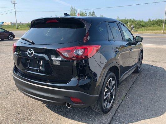 2016 Mazda CX-5 GT (4/20)
