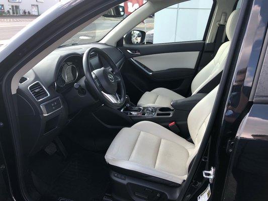 2016 Mazda CX-5 GT (8/20)
