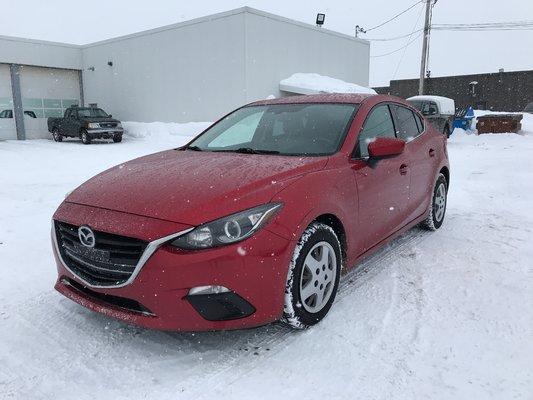 Mazda Mazda3 GS-SKY 2014 GARANTIE PROLONGER (1/13)