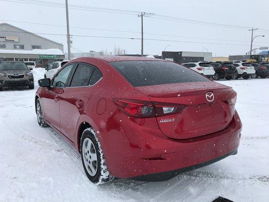 Mazda Mazda3 GS-SKY 2014 GARANTIE PROLONGER (2/13)