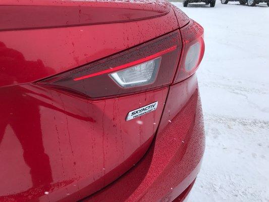 Mazda Mazda3 GS-SKY 2014 GARANTIE PROLONGER (5/13)