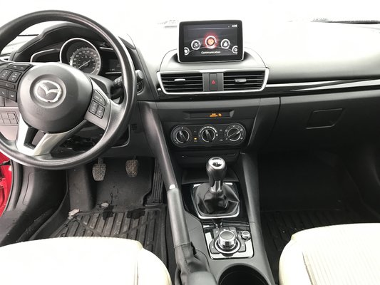 Mazda Mazda3 GS-SKY 2014 GARANTIE PROLONGER (8/13)