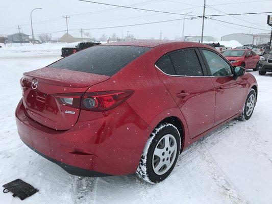 Mazda Mazda3 GS-SKY 2014 GARANTIE PROLONGER (3/13)