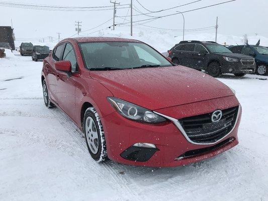 Mazda Mazda3 GS-SKY 2014 GARANTIE PROLONGER (4/13)
