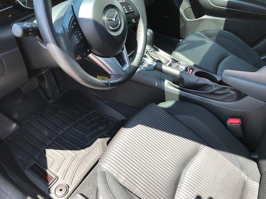 Mazda Mazda3 GT SPORT 2015 SKY-ACTIV (17/17)
