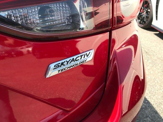 Mazda Mazda3 GT SPORT 2015 SKY-ACTIV (8/17)