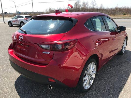Mazda Mazda3 GT SPORT 2015 SKY-ACTIV (3/17)