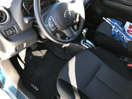 Nissan Micra SV 2015 TRES ECONOMIQUE (7/15)