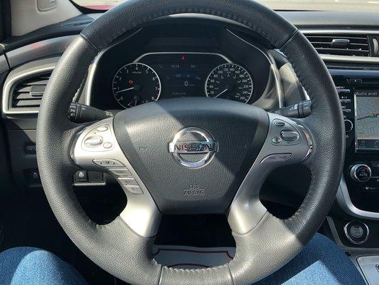 2015 Nissan Murano PLATINIUM (16/23)