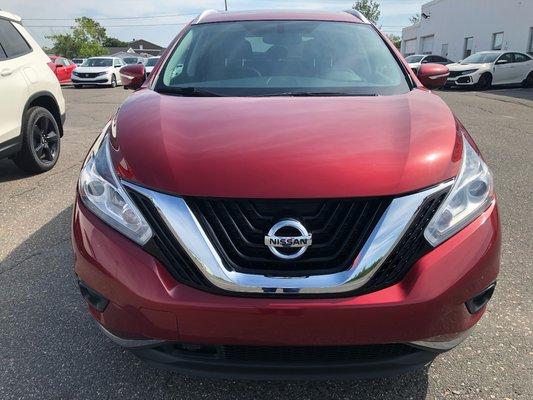 2015 Nissan Murano PLATINIUM (5/23)