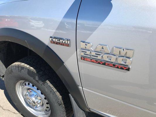 Ram 2500 ST 2017 BOITE LONGUE (6/14)