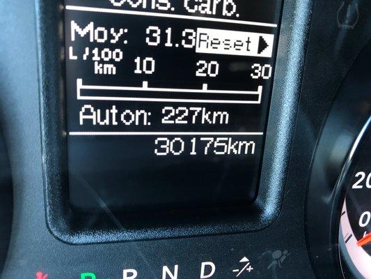 Ram 2500 ST 2017 BOITE LONGUE (14/14)
