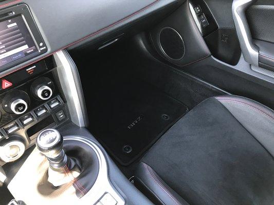 Subaru BRZ SPORT TECH 2017 BAS KM (11/18)