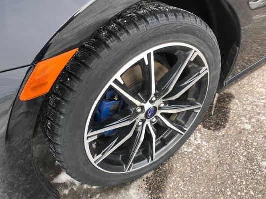 Subaru BRZ SPORT TECH 2017 BAS KM (8/18)