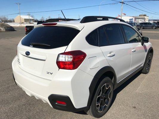 Subaru Crosstrek TOURING 2016 AWD (13/13)