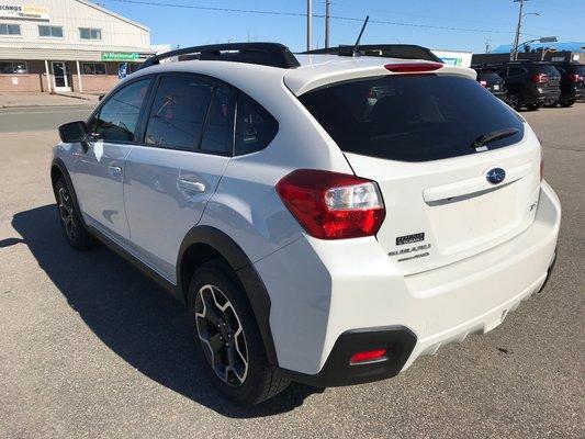 Subaru Crosstrek TOURING 2016 AWD (2/13)