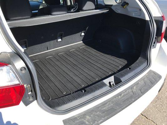 Subaru Crosstrek TOURING 2016 AWD (6/13)