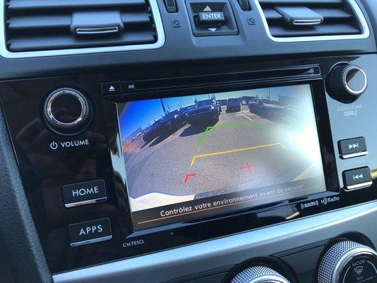 Subaru Crosstrek TOURING 2016 AWD (11/13)