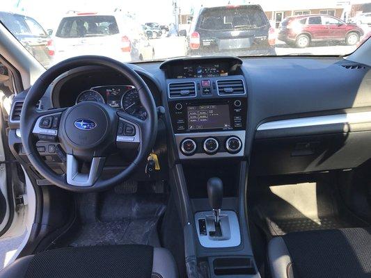 Subaru Crosstrek TOURING 2016 AWD (7/13)