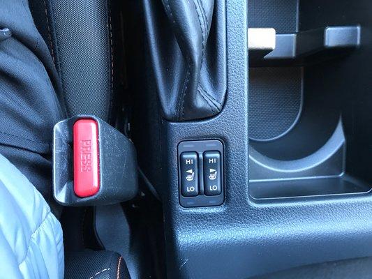 Subaru Crosstrek TOURING 2016 AWD (9/13)