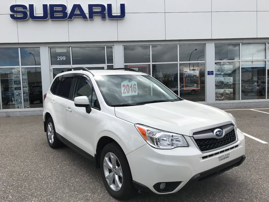 Subaru Forester I Convenience 2016 awd (4/17)