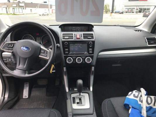 Subaru Forester I Convenience 2016 awd (11/17)