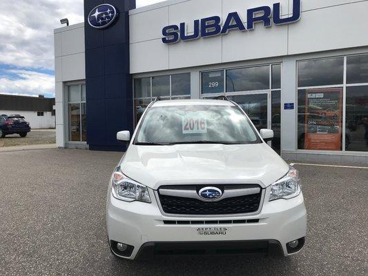 Subaru Forester I Convenience 2016 awd (5/17)