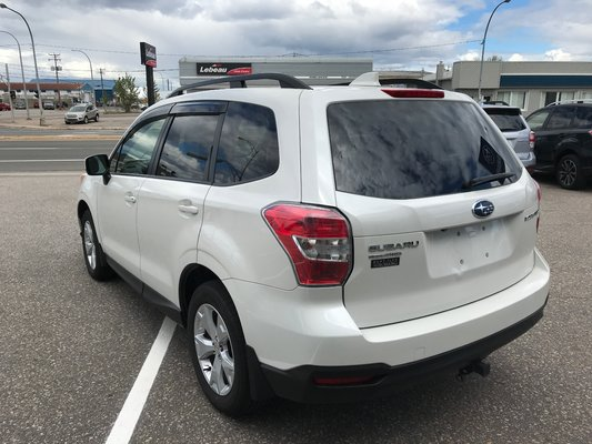 Subaru Forester I Convenience 2016 awd (2/17)