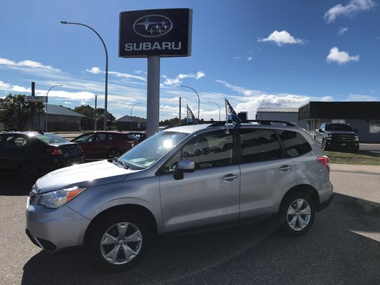 Subaru Forester I Convenience 2016 awd (1/14)