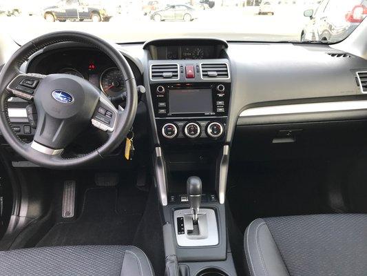Subaru Forester XT Touring 2016 AWD (10/17)