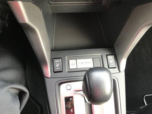 Subaru Forester XT Touring 2016 AWD (13/17)