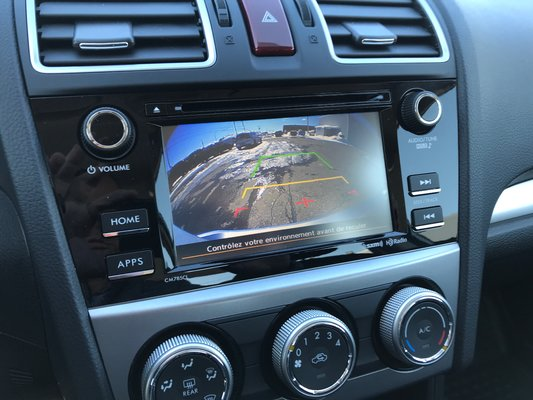 Subaru Impreza TOURING 2016 AWD (15/16)