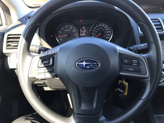 Subaru Impreza TOURING 2016 AWD (12/16)