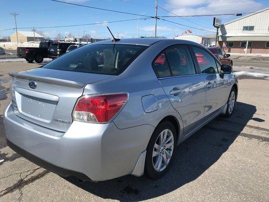 Subaru Impreza TOURING 2016 AWD (3/16)