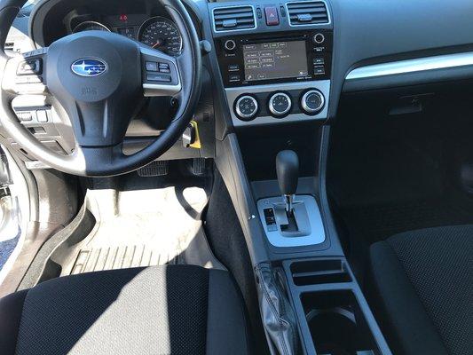 Subaru Impreza TOURING 2016 AWD (9/16)