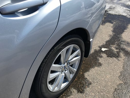 Subaru Impreza TOURING 2016 AWD (6/16)