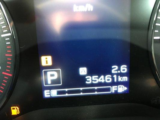 2017 Subaru Impreza Touring (14/15)