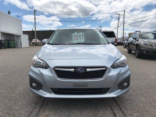 2017 Subaru Impreza Touring (5/15)