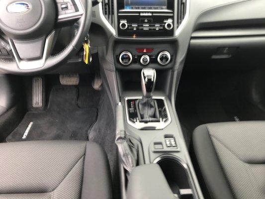 2017 Subaru Impreza Touring (8/15)