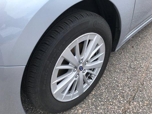 2017 Subaru Impreza Touring (6/15)