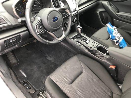 2017 Subaru Impreza Touring (7/15)