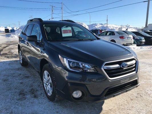 Subaru Outback COMMODITE 2019 AWD (4/17)