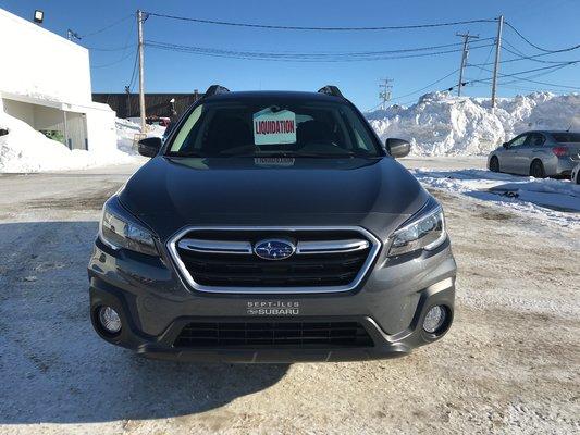 Subaru Outback COMMODITE 2019 AWD (6/17)