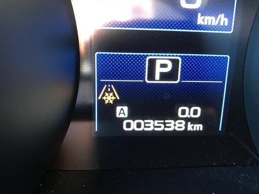 Subaru Outback COMMODITE 2019 AWD (17/17)