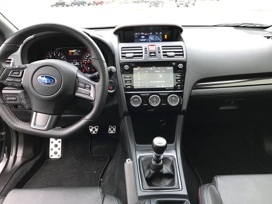 Subaru WRX Sport-tech 2018 AWD (9/16)
